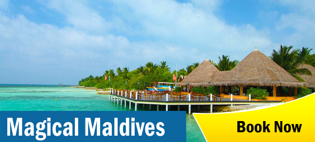 MAGICAL MALDIVES honeymoon packages