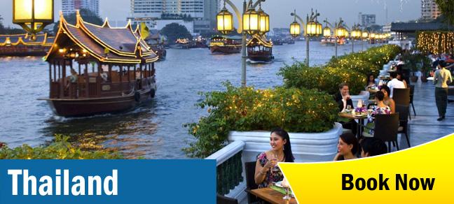 Thailand tour planner
