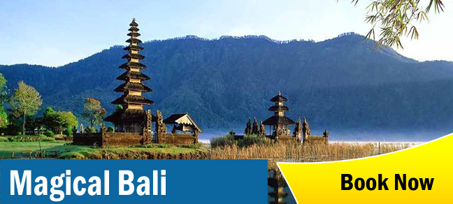 MAGICAL BALI group tours package