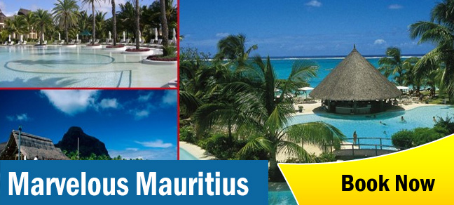 Marvelous Mauritius honeymoon packages