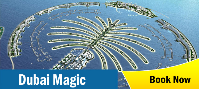 dubai magic tour planner